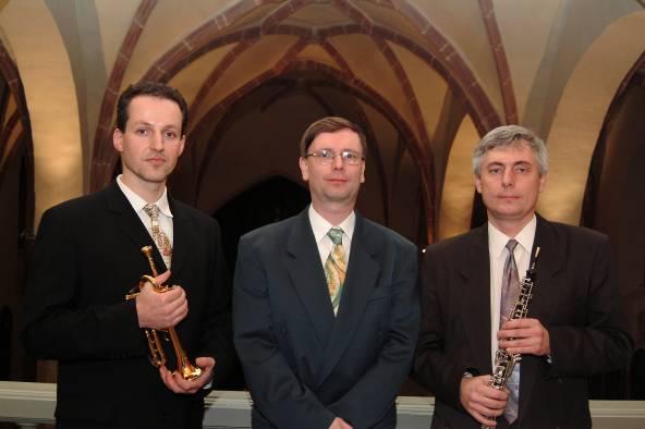 Trio barokní hudby